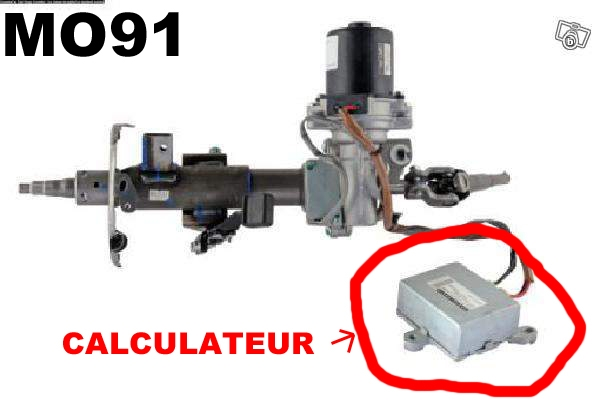 Probleme direction assistée 207